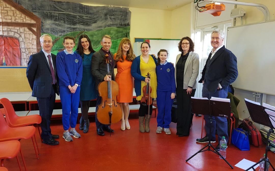 BVOF Schools' Workshops – A resounding success