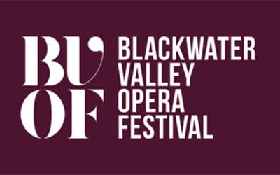 Announcement of new Blackwater Valley Opera Festival Bursary