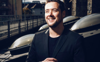 New BVOF Orchestra Conductor Darren Hargan