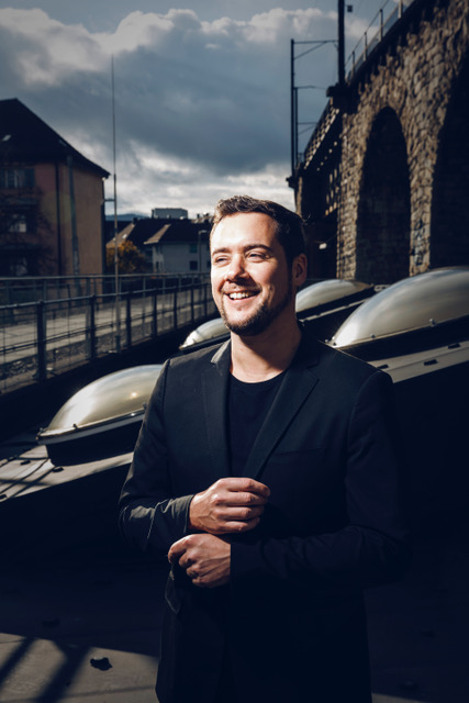 Darren Hargen Conductor for BVOF 2019