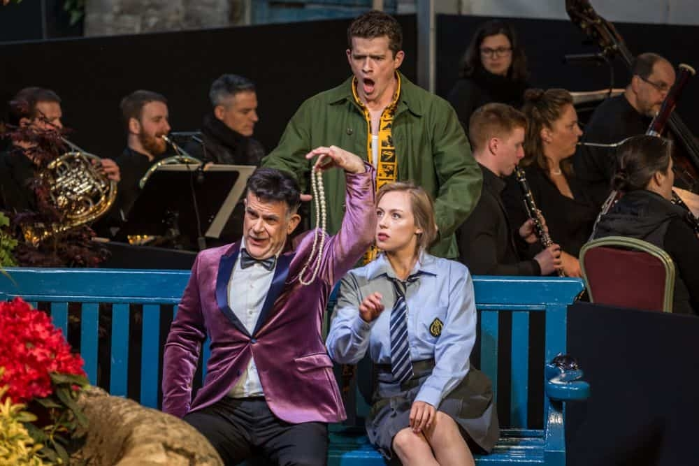 Bachtrack review: An Entertaining Don Pasquale to open the Blackwater Valley Opera Festival