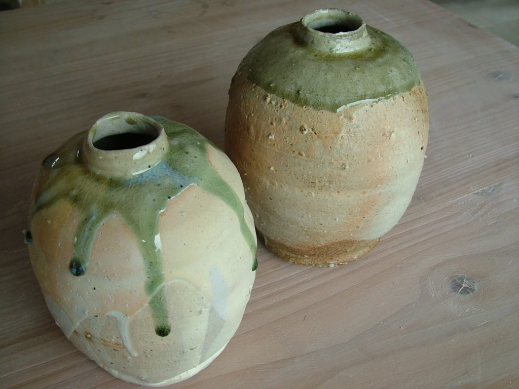 Marcus O Mahony pottery bvof 2020