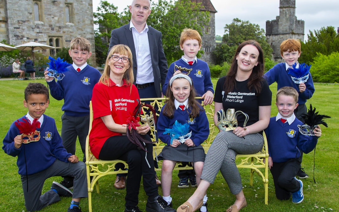 Announcing 'Discover Opera' with Music Generation Waterford